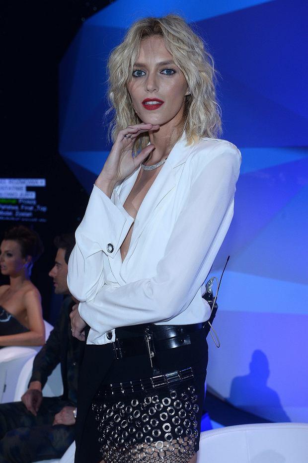 Anja Rubik, top model, finał