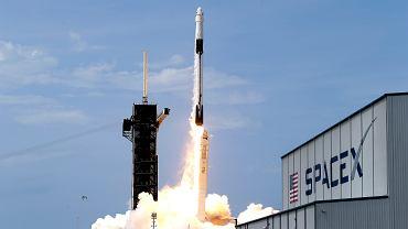Podsumowanie roku 2020 u SpaceX