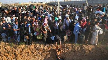 YE Turkey Syria Refugees
