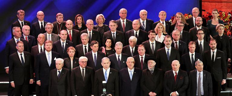 Światowe Forum Holokaustu. Polityków było siedem razy więcej niż ocalałych