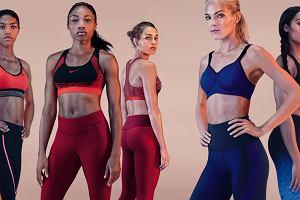 Nike Pro Bra. Staniki sportowe dla każdego typu sylwetki