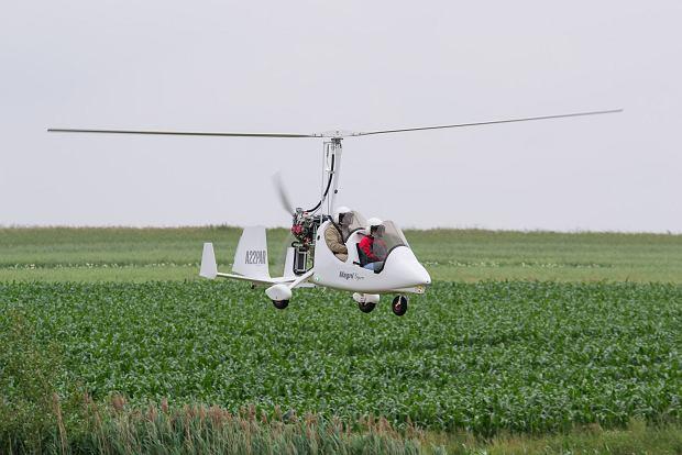 Zdjęcie numer 19 w galerii - Wiatrakowce mogłyby służyć jako powietrzne taksówki i latać z gminy do gminy [ZDJĘCIA]