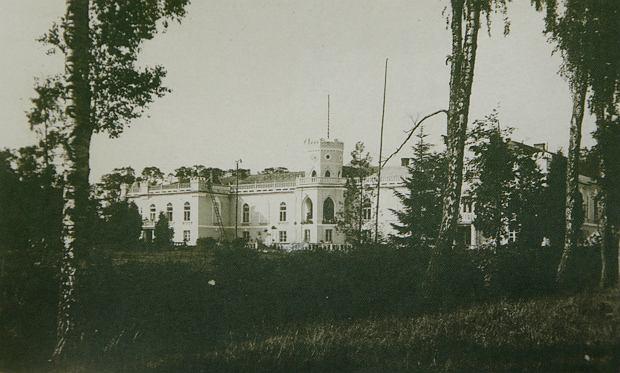 Pałac w Zagórzu