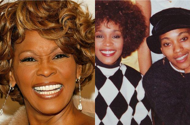 Whitney Houston, Robyn Crawford