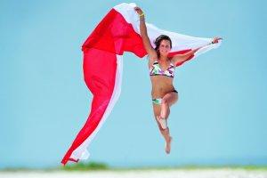 O czym marzy mistrzyni świata w kitesurfingu? [WYWIAD]