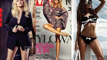 Britney Spears, Agnieszka Szulim, Natalia Siwiec