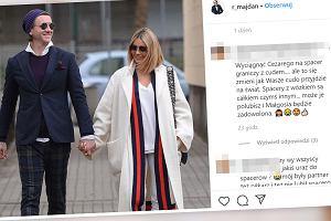 """Radosław Majdan przyznał, co musi robić podczas ciąży Małgorzaty Rozenek. """"To jedyna rzecz, w której się nie dogadaliśmy"""""""