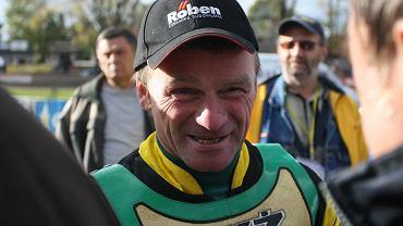 Andrzej Huszcza na turnieju Jerzego Szczakiela, Opole, 2007 r.