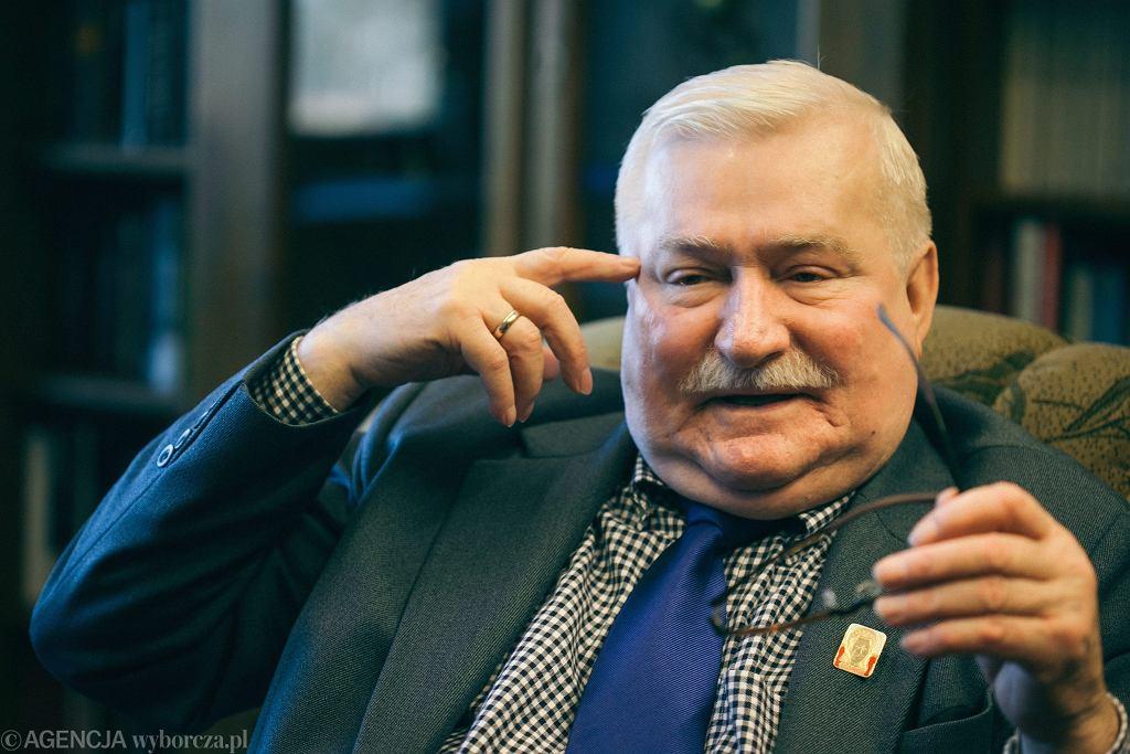 Lech Wałęsa uważa, że rząd Beaty Szydło działa na niekorzyść Polski i Polaków
