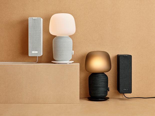 Głośniki z gamy SYMFONISK - wspólny projekt IKEA i Sonos