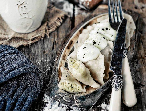 Pierogi i pierożki - nie tylko tradycyjne
