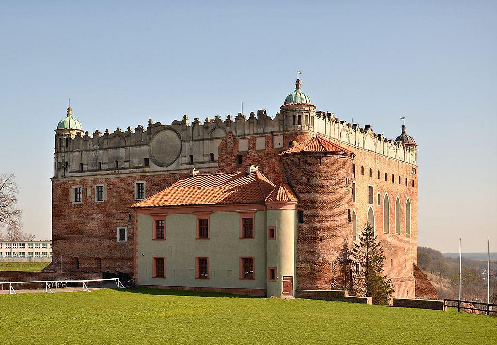 Zamek w Golubiu-Dobrzyniu / Wikimedia CC BY-SA 3.0