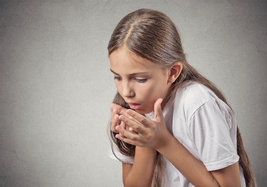 Jak radzić sobie z kaszlem u dziecka?