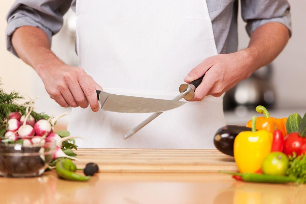 Jak naostrzyć nóż