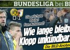 Bundesliga. Media po meczu Borussii: Reus jak Bambi, a nie jak Rambo