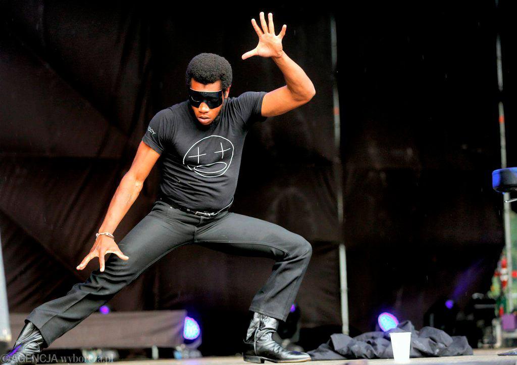 Willis Earl Bealna OFF Festival  / DAWID CHALIMONIUK