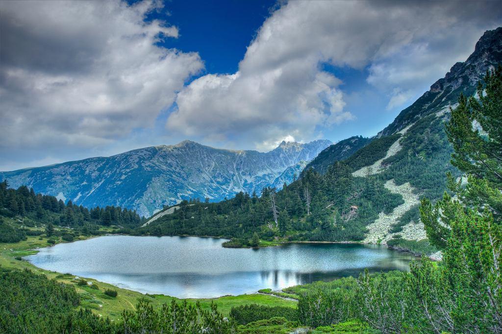 Park Narodowy Pirin w Bułgarii