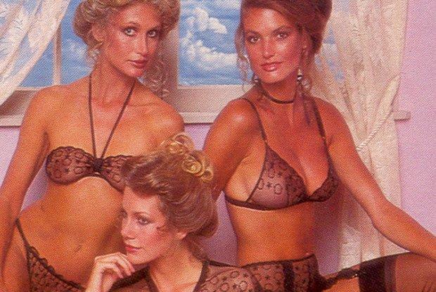 Katalog Victoria's Secret z 1979 r.