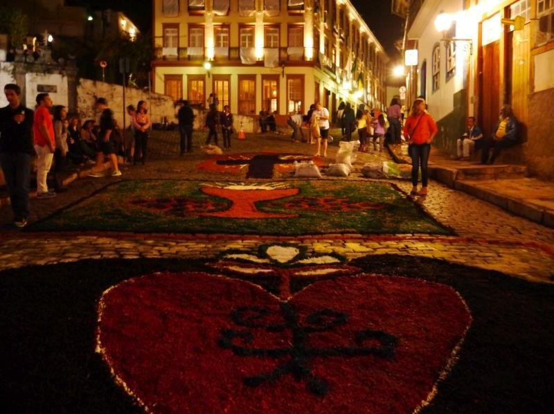 Wielkanoc w Ouro Preto
