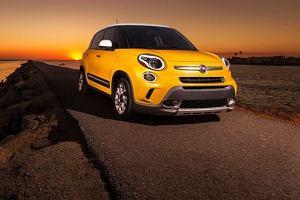 Salon Los Angeles 2012 | Fiat 500L Trekking