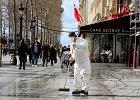 Epidemia koronawirusa. Francuzi powoli tracą spokój
