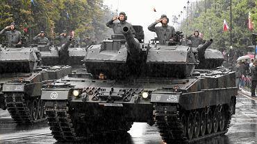 15 sierpnia, Święto Wojska Polskiego, defilada wojskowa w Warszawie