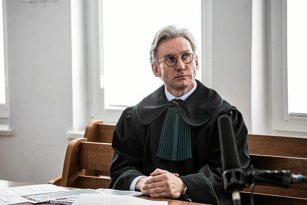 Adwokat Piotr Schramm
