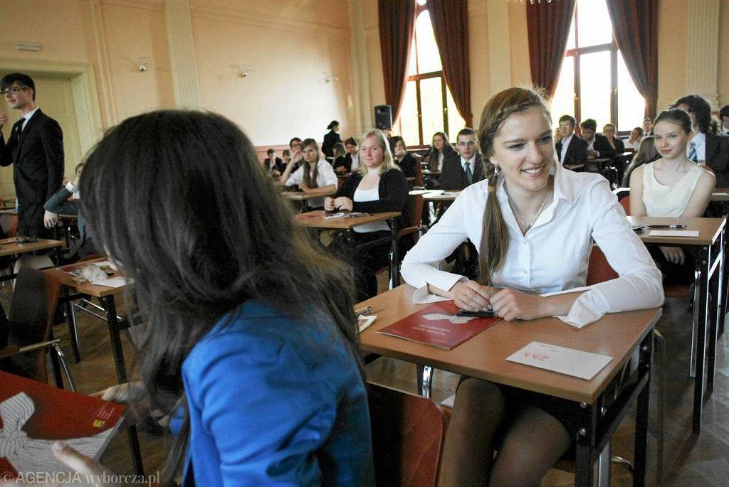 Egzamin maturalny