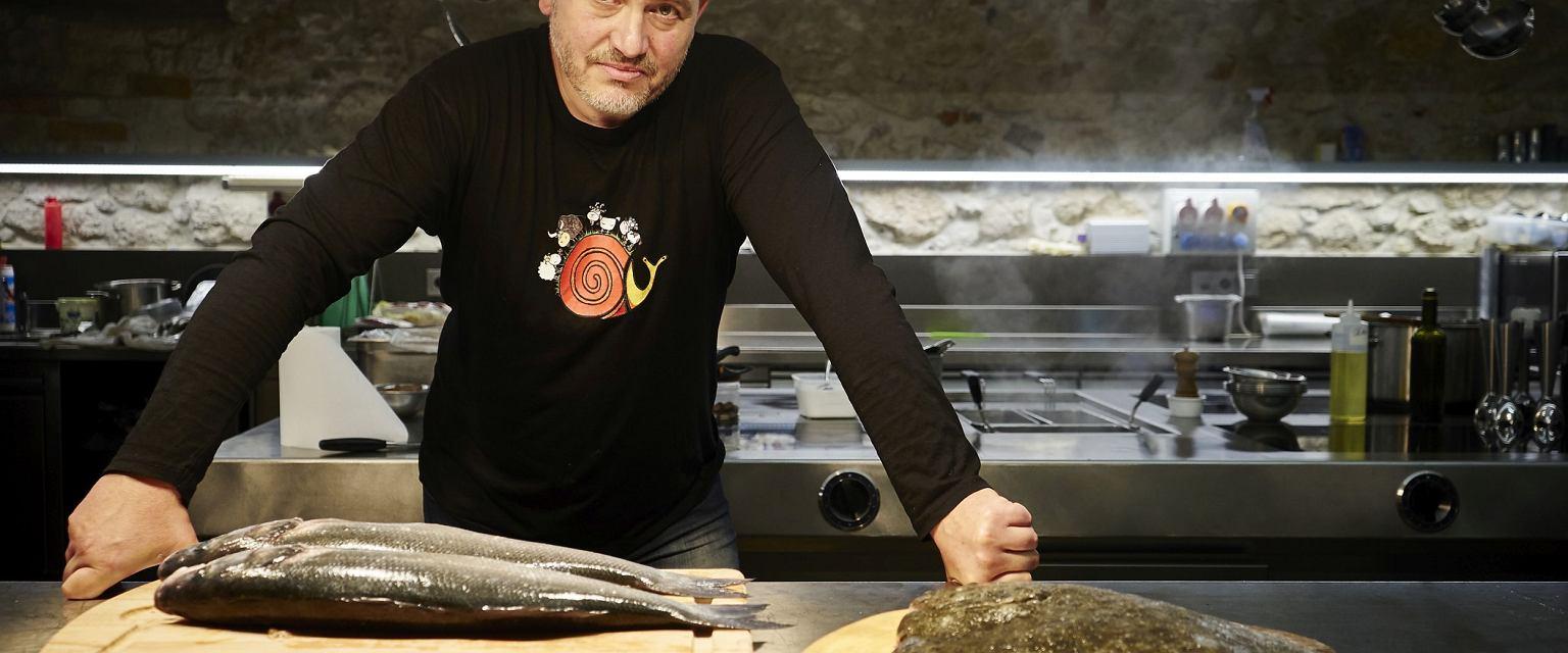 Jacek Szklarek, prezes i założyciel polskiego Slow Foodu (fot. Weekend Gazeta.pl)