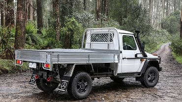 Mercedes G 300 CDI Pick-up