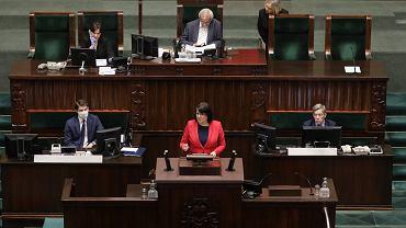 Debata w Sejmie