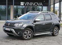 Z majowych wyników odliczamy firmy i... Dacia Duster znowu na szczycie