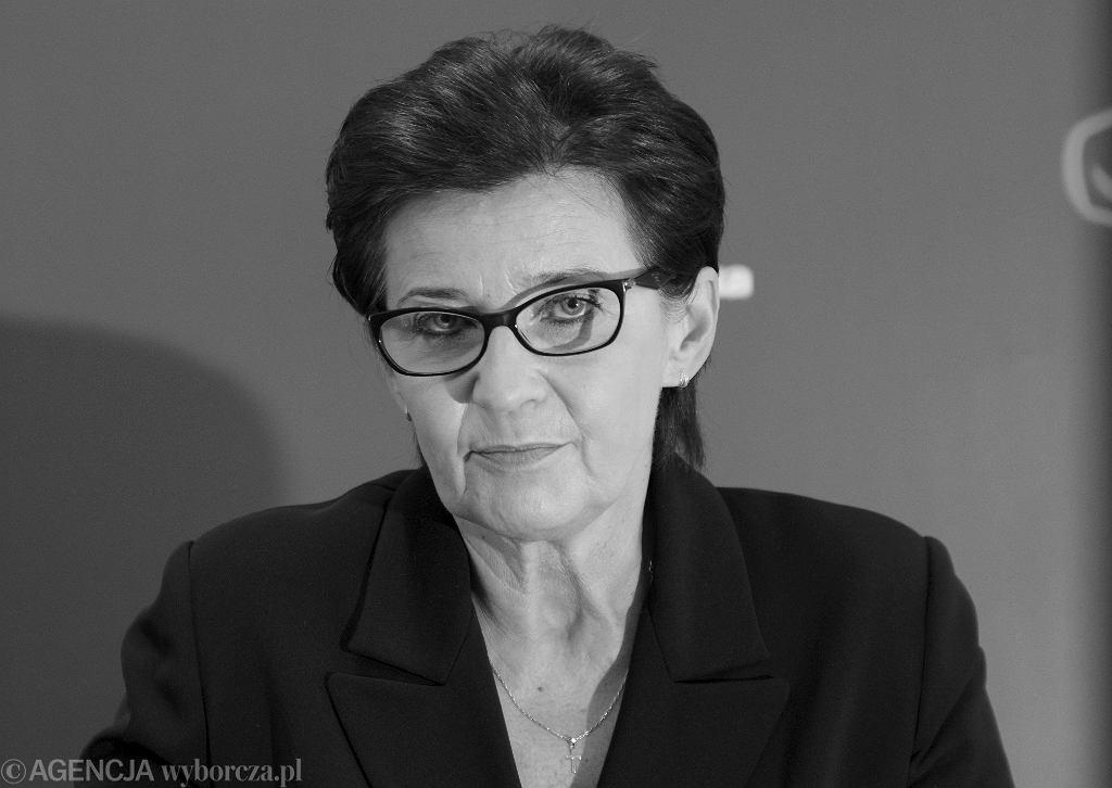 Posłanka Anna Wasilewska