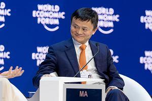 Jack Ma, szef koncernu Alibaba i serwisu AliExpress jest członkiem Komunistycznej Partii Chin
