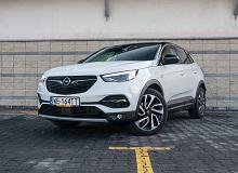 Opinie Moto.pl: Opel Grandland X 2.0 CDTI 177 KM - zwyczajność na co dzień