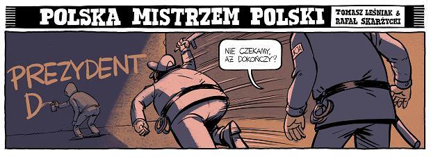 Zdjęcie numer 4 w galerii - Polska mistrzem Polski