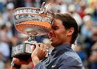"""Rafael Nadal krytykuje szefów Wimbledonu. """"Nie szanują rankingu"""""""