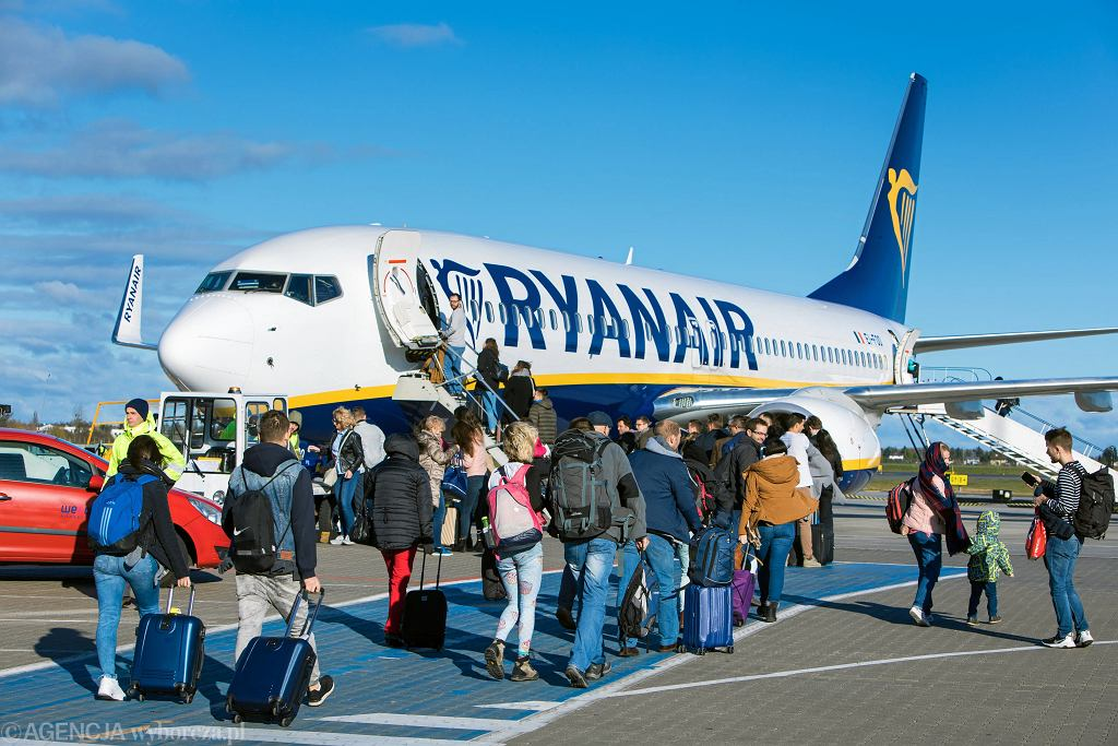 Ryanair chce wznowić loty od lipca. Zmiany w korzystaniu z toalet