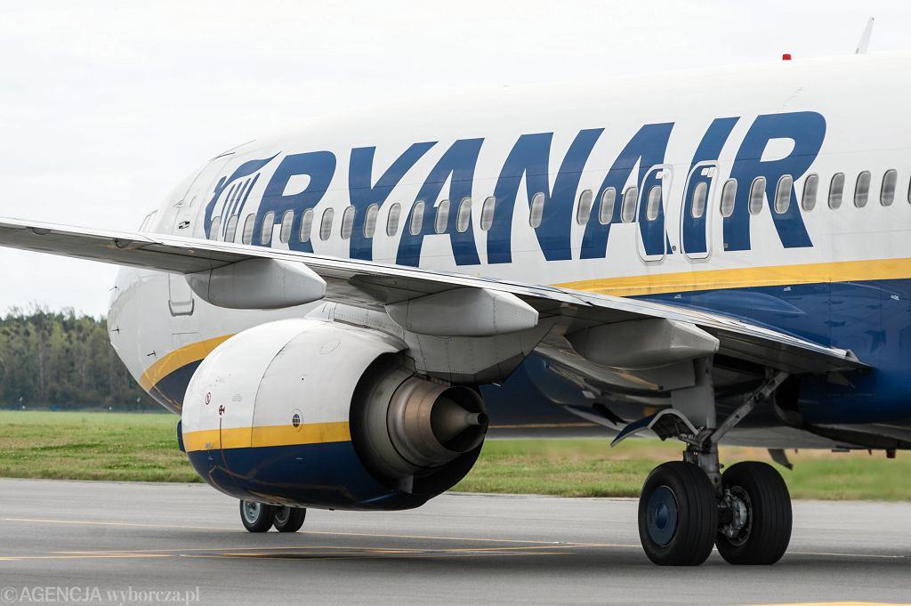 Ryanair we Wrocławiu