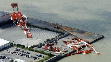 Japonia: liczba ofiar śmiertelnych tajfunu Jebi wzrosła do 11