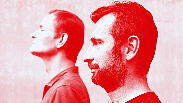 Od lewej: Paweł Sulik i Adam Balcer, autorzy podcastu tokfm.pl 'Lechistan'