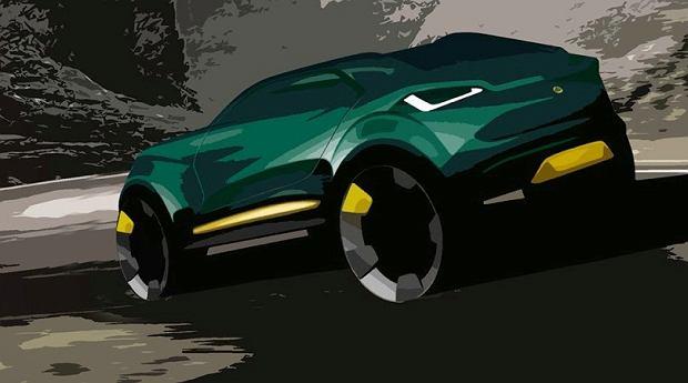 Lotus Evolve   Czas na SUV-a!