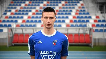 piłka nożna, Adrian Dziubiński