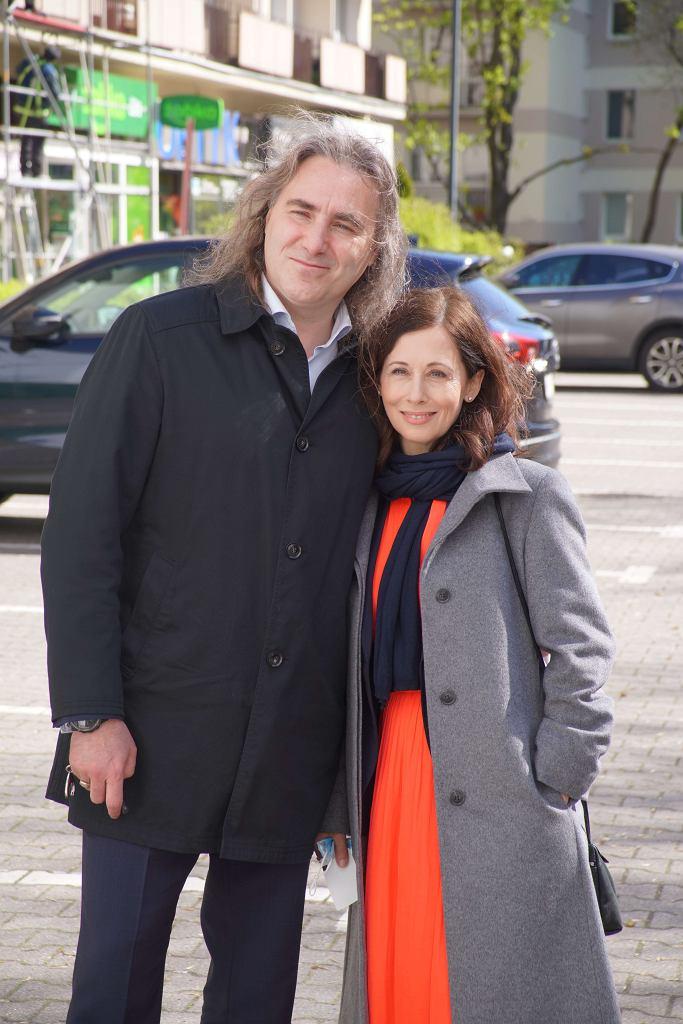 Jolanta Fraszyńska, Tomasz Zieliński