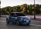 Nowy Fiat 500e w wersji La Prima. To chyba najładniejszy mały elektryk na rynku