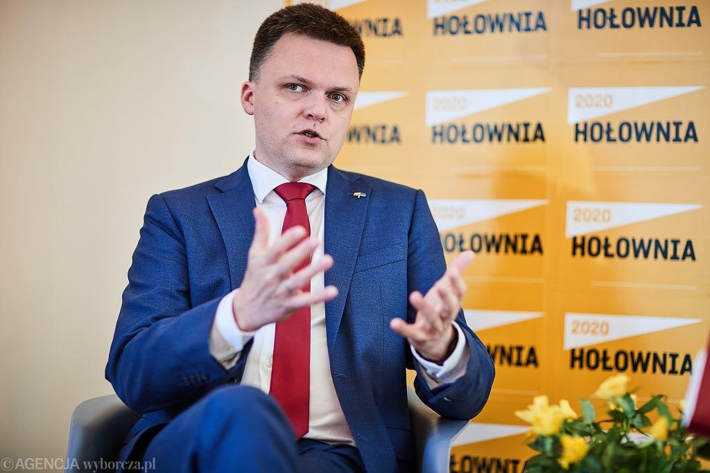 Szymon Hołownia komentuje słowa Andrzeja Dudy o LGBT: Prawdopodobnie doprowadzą kogoś do samobójstwa (zdjęcie ilustracyjne)