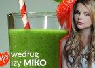 Zielony koktajl pod patronatem Izy Miko!