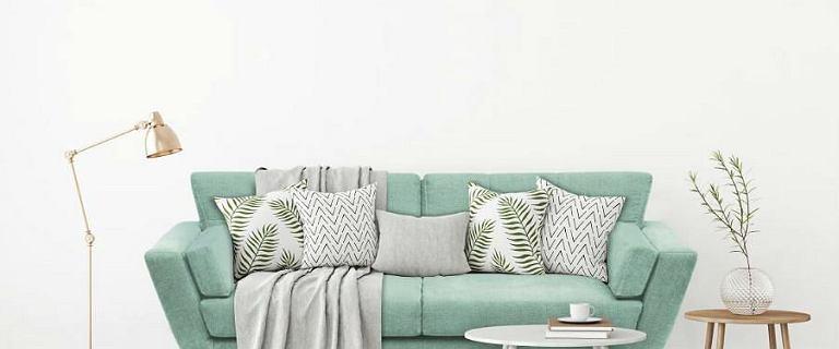 Miętowa sofa do salonu - ożywi i rozjaśni wnętrze. Przegląd modeli