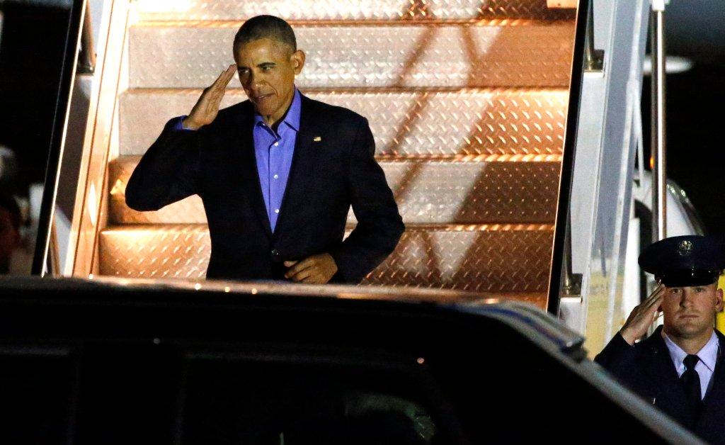 Barack Obama przyleciał na SXSW