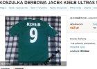 Kibole Śląska najpierw zdzierali koszulki z piłkarzy, a teraz sprzedają je w internecie